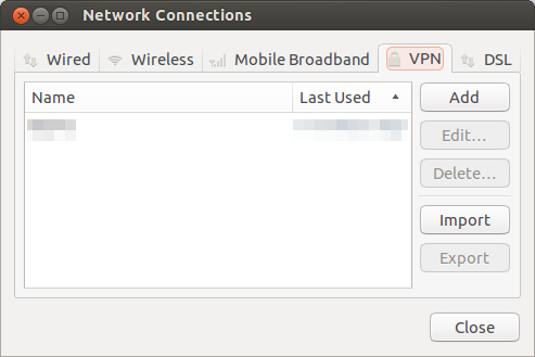 How to connect Ubuntu Client to Synology VPN server using