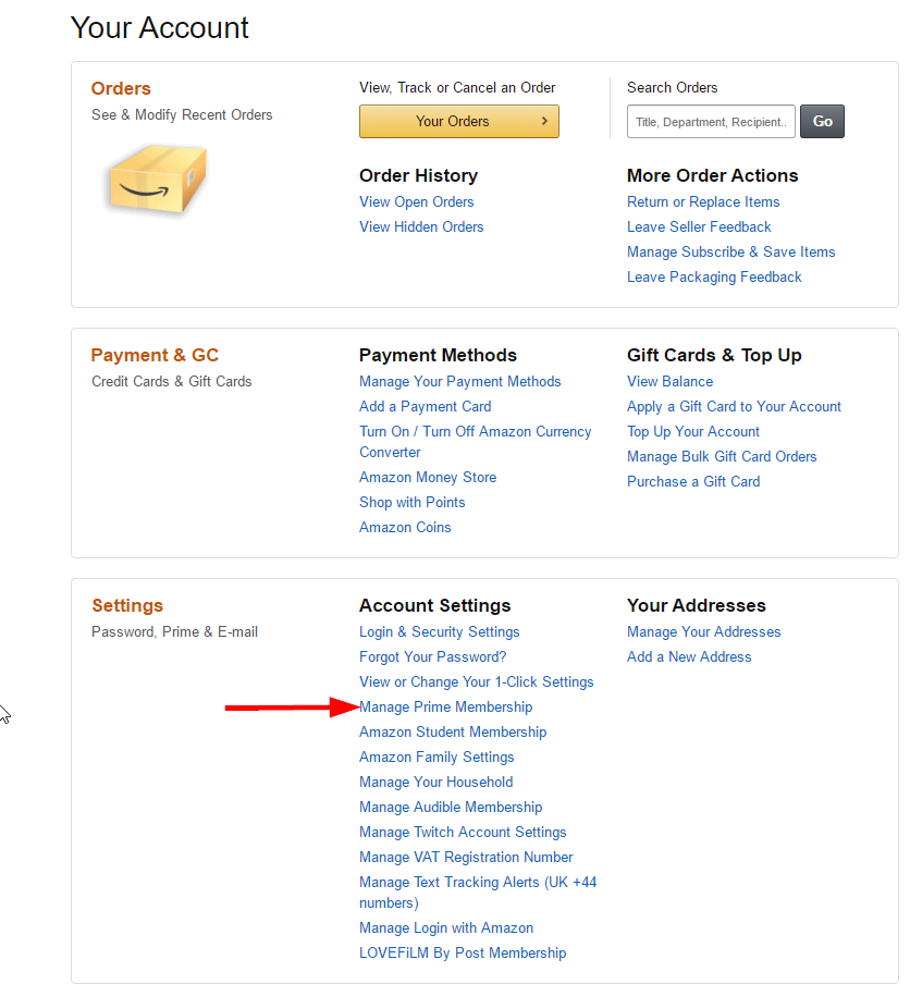 How to print amazon prime invoice random hacks x for How to print invoice